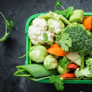 Alimentação balanceada/reeducação alimentar