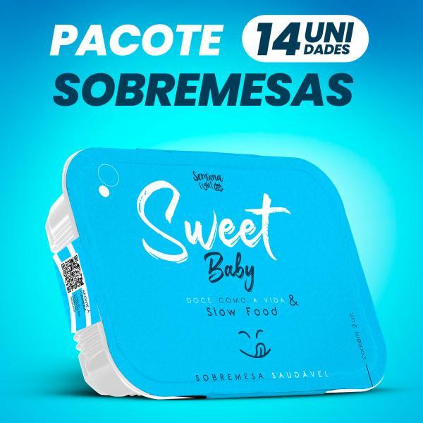 PACOTE SOBREMESA SAUDÁVEL
